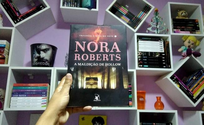 A Maldição de Hollow   Nora Roberts