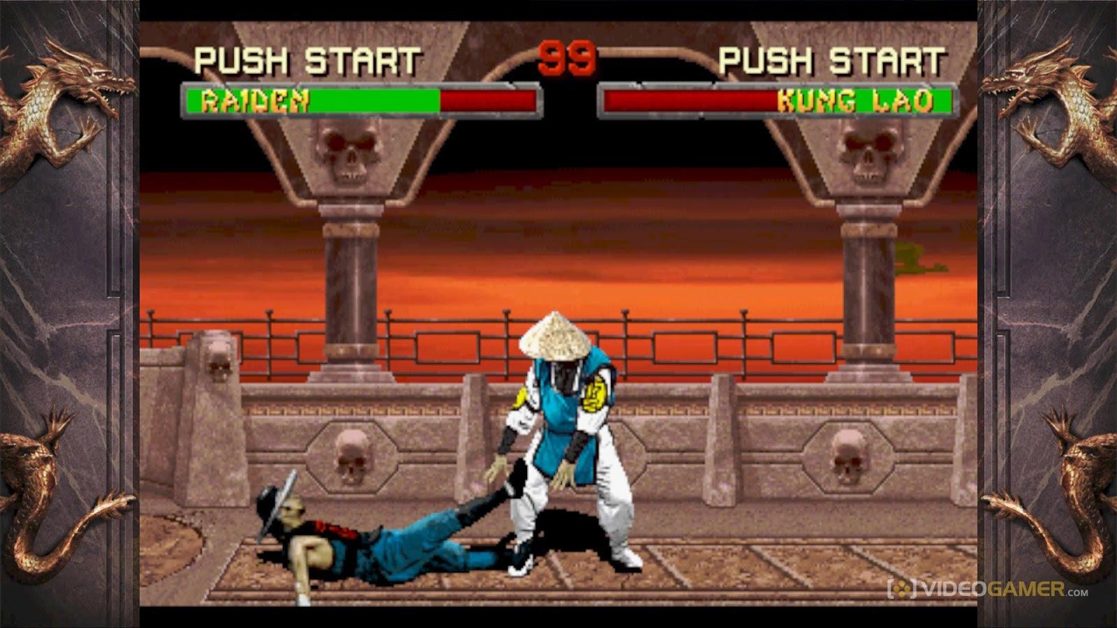 Mortal kombat arcade kollection pc download | Mortal Kombat