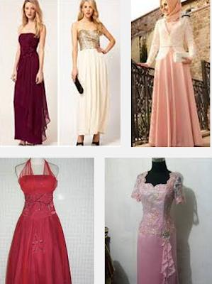 model baju muslim wanita dewasa terbaru