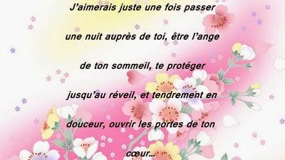 Image Petit Message Damour Poèmes Et Textes Damour