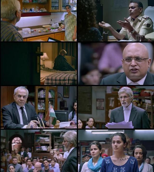Pink 2016 Hindi 480p BluRay