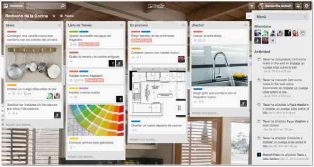 Productividad: Trello - Consultoria-SAP