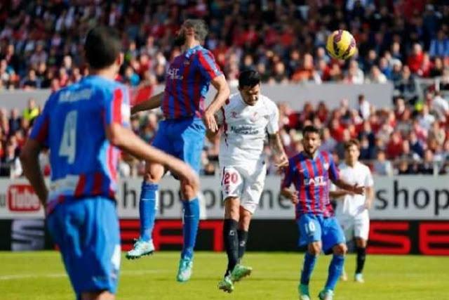 Jadwal Liga terkini Sevilla vs Levante 16 Desember 2017