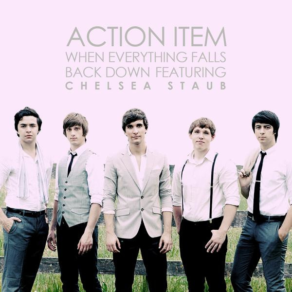 When Everything Falls Back Down Single Cover