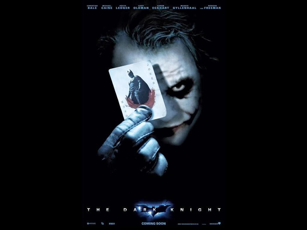 Website Wallpaper: The Joker - The Dark Knight Wallpaper