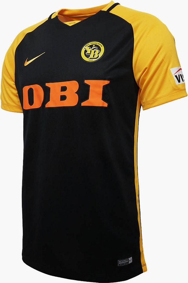 Nike lança as novas camisas do Young Boys - Show de Camisas e1070f70b03ee