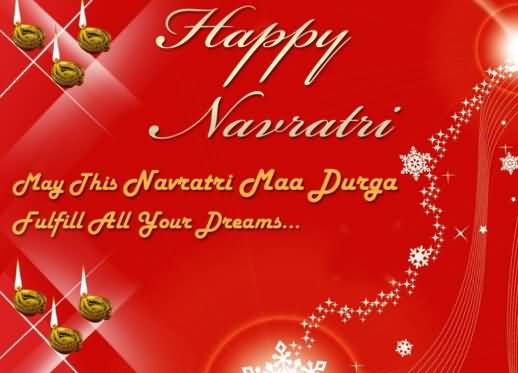 Happy Navratri Images 4