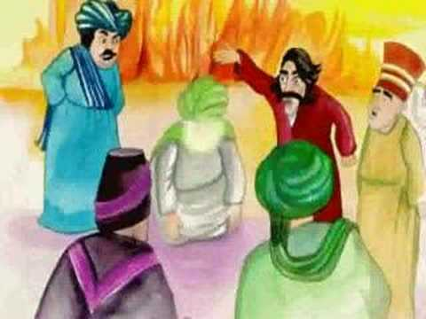Prophet Shuaib and the People of Midian