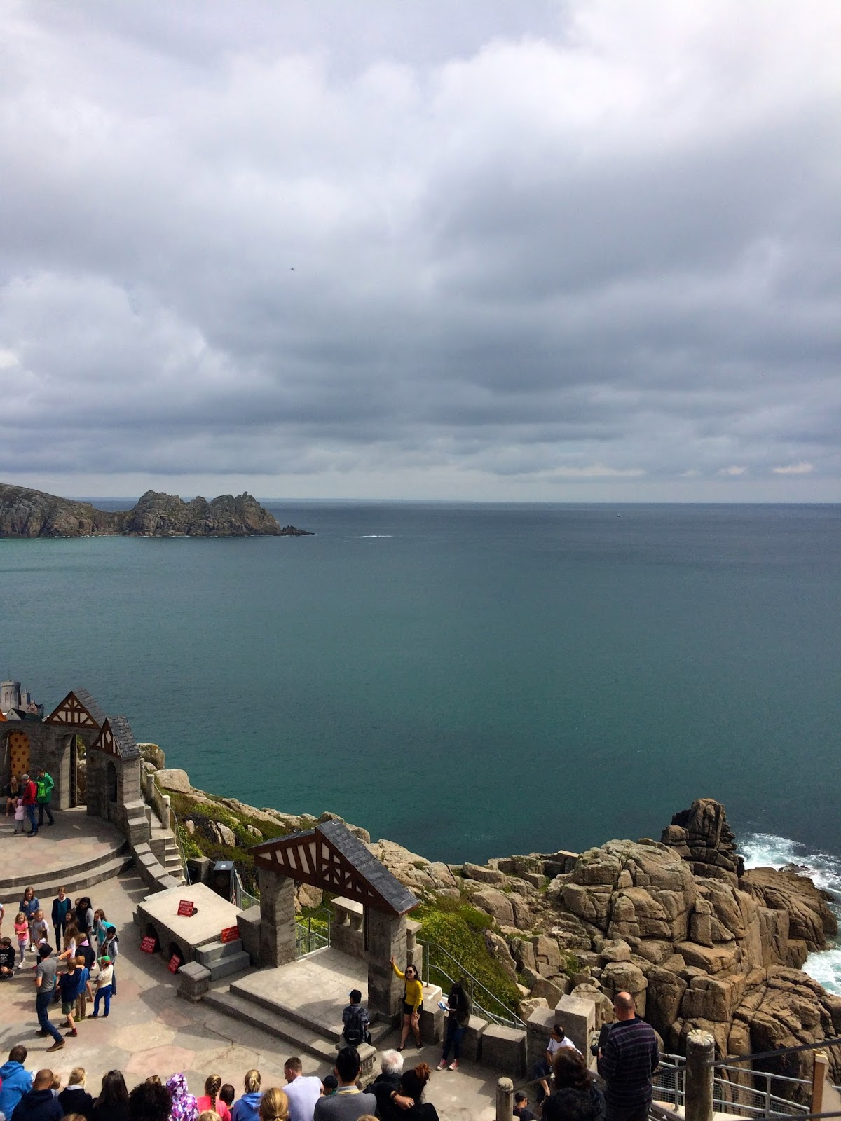 Things to do in Cornwall, Cornwall guide, lifestyle blog, Minack Theatre