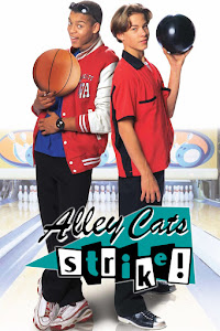 Alley Cats Strike Poster