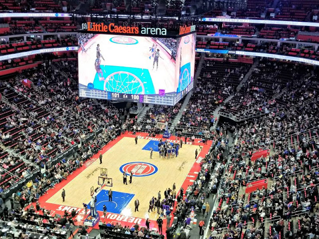 Tips for going to NBA game with kids