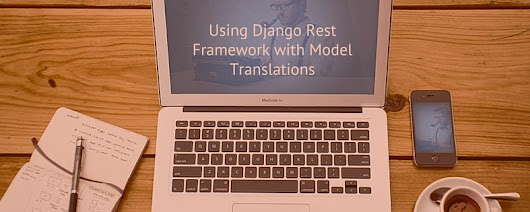 Using Django Rest Framework with Model Translations