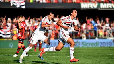 São Paulo vence o Ituano no Morumbi por 2 a 1