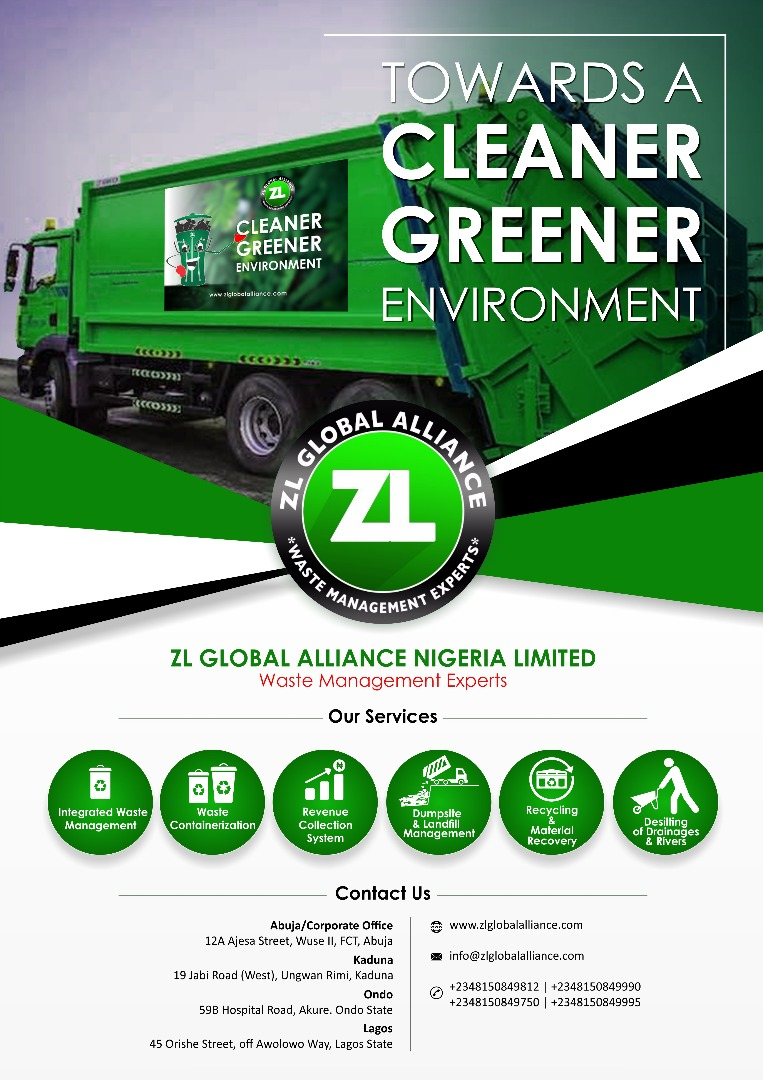 ZL GLOBAL ALLIANCE NIGERIA LIMITED
