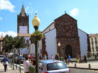 La Catedral, La Se, Funchal, Madeira, Portugal, La vuelta al mundo de Asun y Ricardo, round the world, mundoporlibre.com