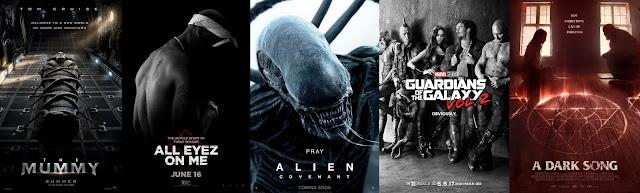 أفضل أفلام الرعب الأكشن سنة 2017