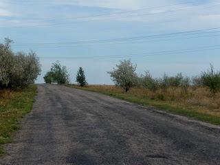 Клебан-Бик. Дорога на Плещіївку