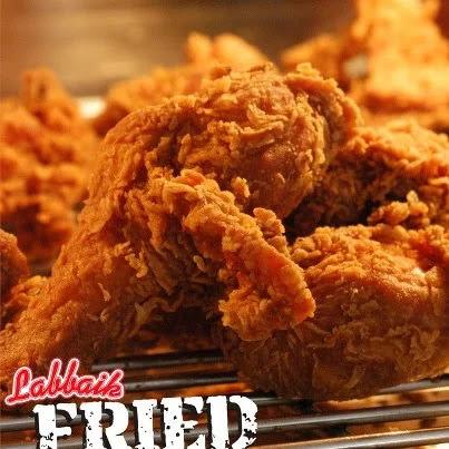 Review Makan di Labbaik Chicken Bengkulu (Kampung Bali)