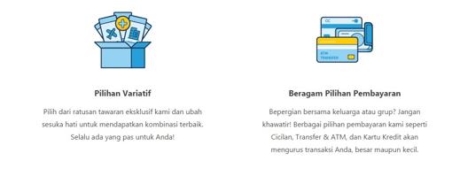Melancong Ke Jakarta, Apa yang ingin anda kunjungi? Paket Tiket Hotel Traveloka