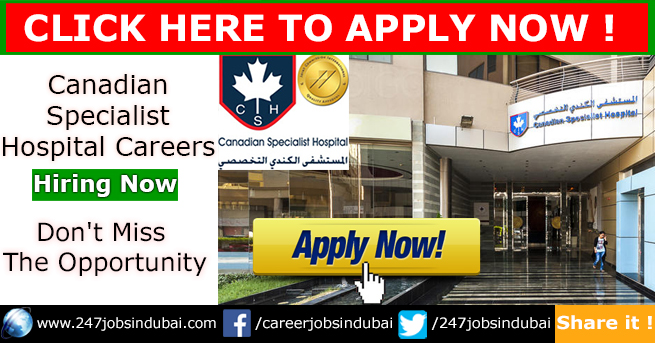 Canadian Specialist Hospital Careers and Jobs