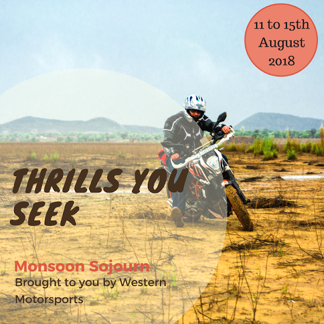 Thrills You Seek, Monsoon Sojourn By Western Motorsports