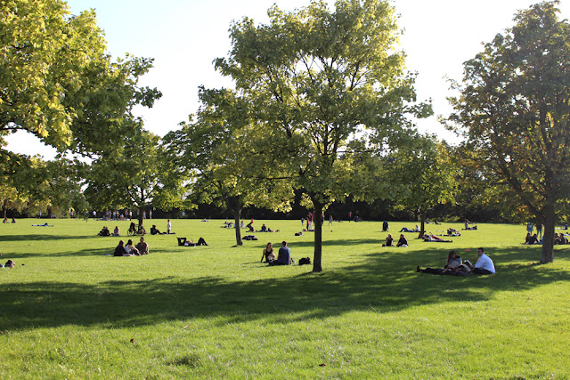 Summer in Regent's Park, London - lifestyle blog