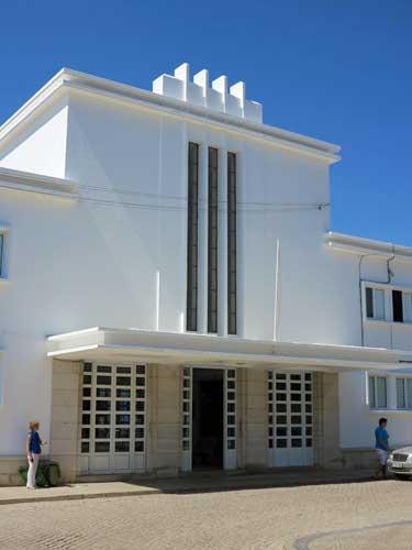 Vila Real de Santo Antonio Station, Algarve.