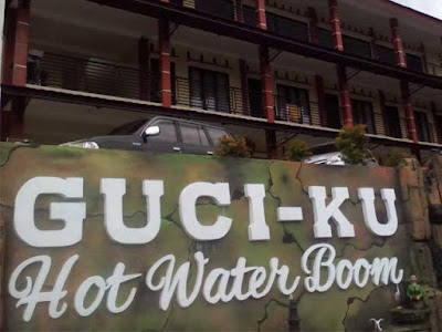 Guci hot water