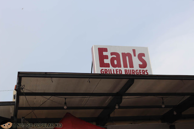 Ean's Grilled Burger