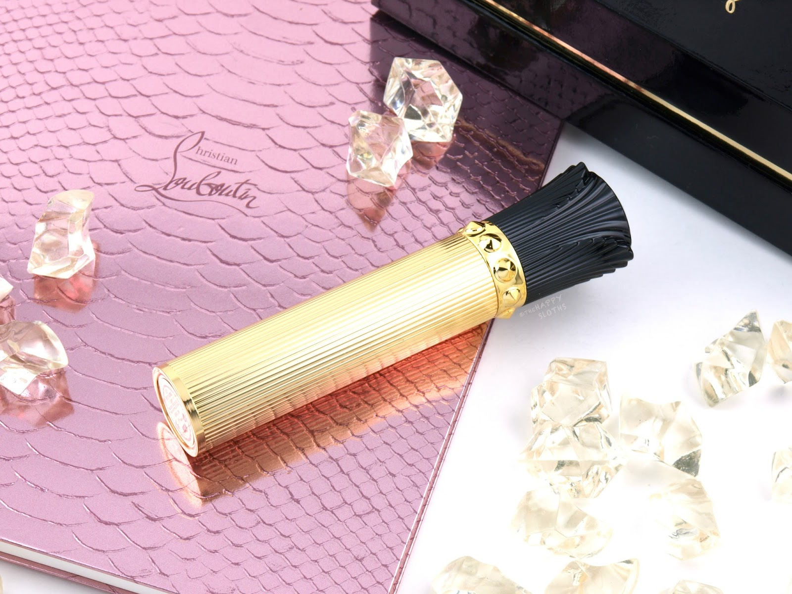 Christian Louboutin Les Yeux Noirs Lash Amplifying Lacquer Mascara: Review and Swatches