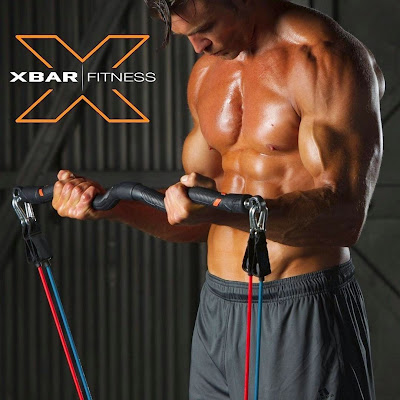 Xbar portable home gym