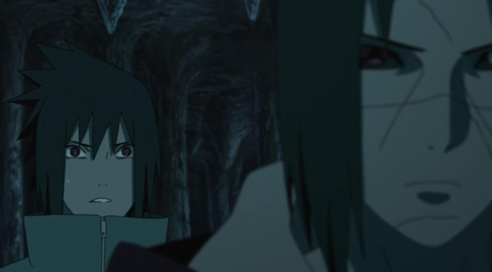 Naruto Shippuden: Episódio 338 – Izanagi e Izanami