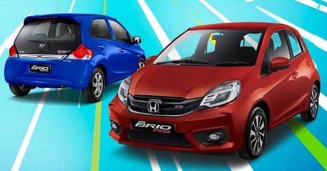 Paket Kredit Honda Brio  Pekanbaru Riau terbaru