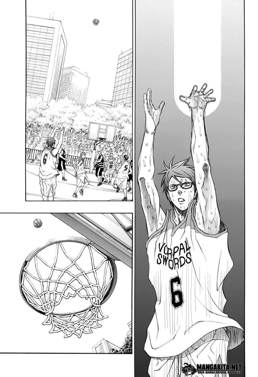 Kuroko no Basket Extra Game-indonesia