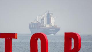 Cargo ships in Equatorial Guinea
