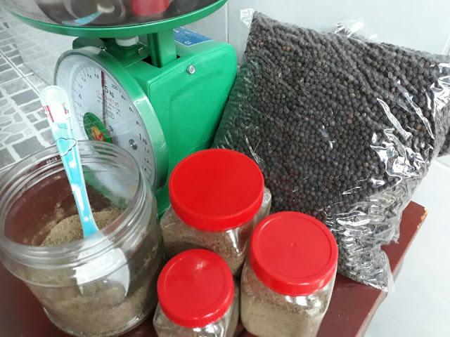 Tiêu sạch Ngọc Châu đảm bảo chất lượng