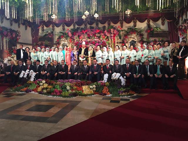 Presiden Jokowi Mantu - Promosi Budaya