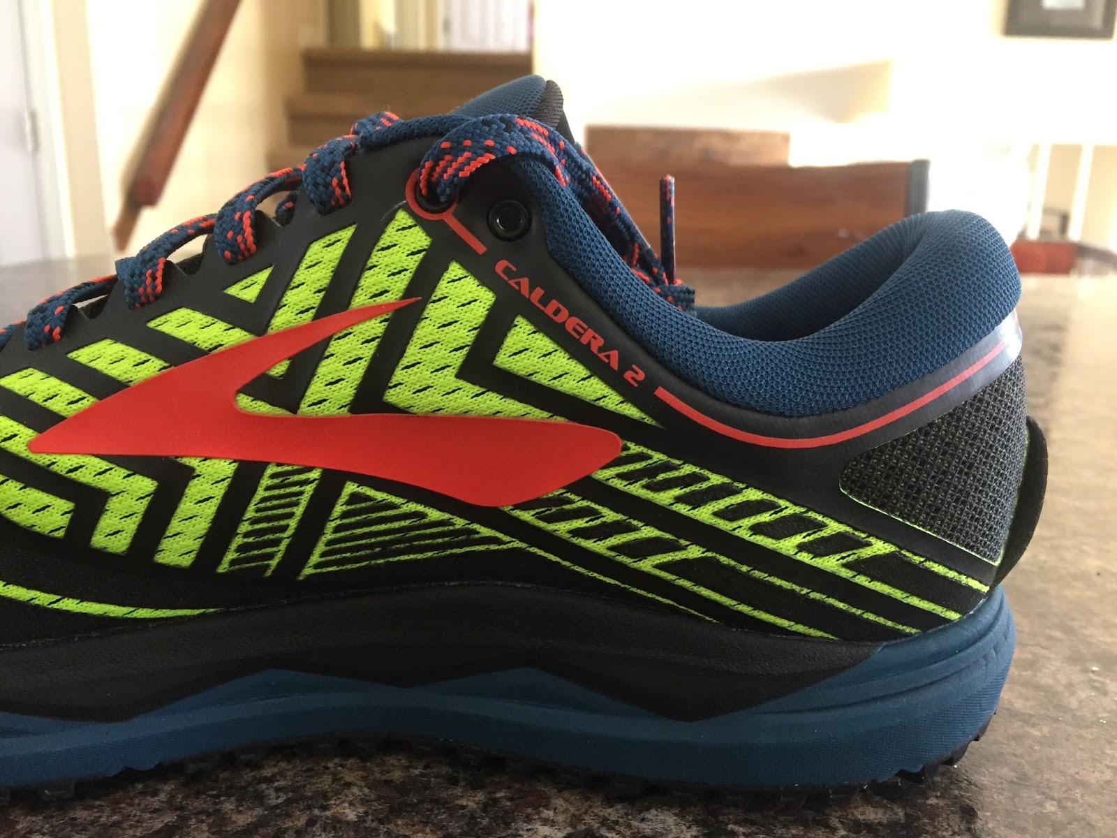 bf29d94587d Road Trail Run  Brooks Caldera 2 Review - All of the Goodness of the ...