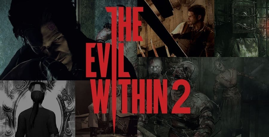 Jogo The Evil Within 2 crackeado PC para download torrent com crack