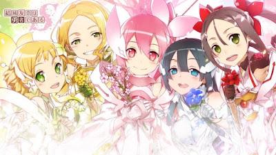 Download Yuuki Yuuna wa Yuusha de Aru 1-12 Sub Indo 480p 720p Batch