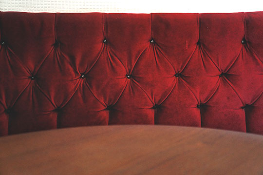 contemporary photography, photo, modern photography, 1980s, furniture, pub, Sam Freek, art, artist,