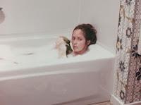 Rattlers 1976 bathtub snake attack scene