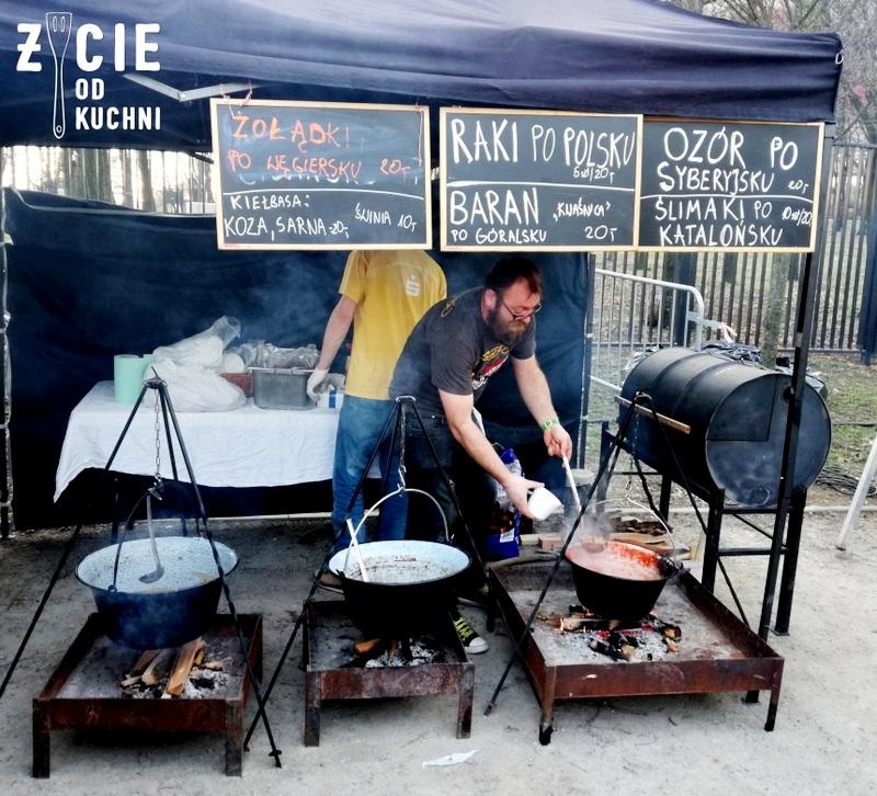 walenty kania, kuchnia dla odwaznych, street food, slimaki, ozorki, zycie od kuchni, food truck