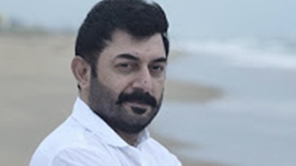 Arvind swamy explains about his new movie character !