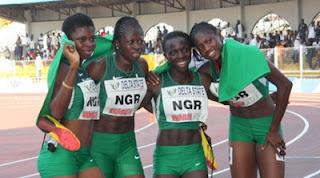 Nigeria Wins African Youth Athletics Championship