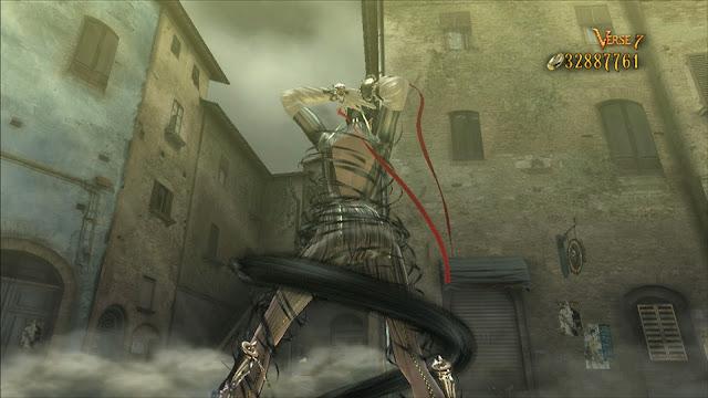 Bayonetta - Xbox360 - Captura 2