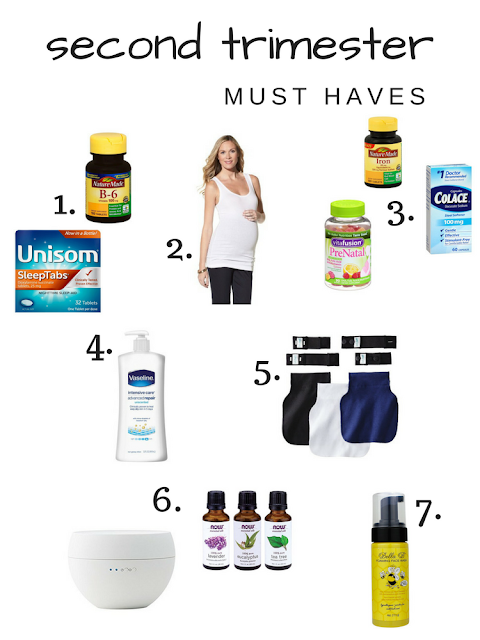 Second Trimester Must Haves | www.atravelingwife.com | a-traveling-wife