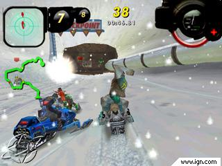 Arctic Thunder - PS2