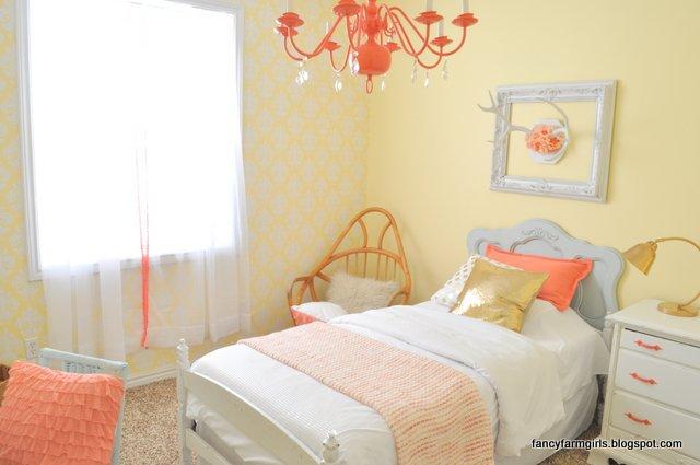 Fancy Farmgirls Sale Little Girls Bedroom Makeover