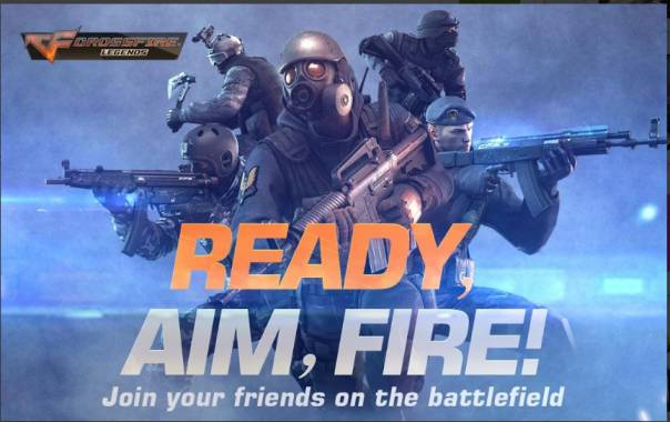 Game FPS Android CrossFire: Legends APK